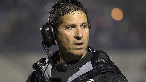 Galesburg High School football coach Tim Dougherty, who just completed his seventh year at the school, spoke at the USA Football Convention in Orlando, Florida late last month.