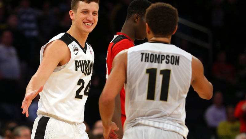 Grady Eifert 3 Things To Know About The Purdue Basketball Senior