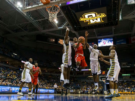 NCAA Basketball: Ball State at Marquette