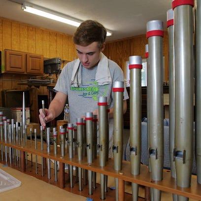 Muller Pipe Organ Company, Croton