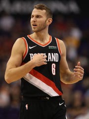 The Cavaliers have signed well-traveled guard and former Michigan standout Nik Stauskas, who was traded three times and released last week, for the rest of the season.