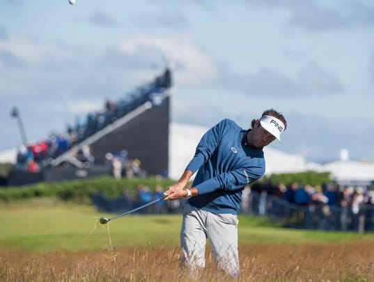 PGA: The 145th Open Championship - First Round
