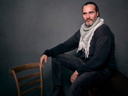"AP 2018 SUNDANCE FILM FESTIVAL - ""DON'T WORRY, HE WON'T GET FAR ON FOOT"" PORTRAIT SESSION A ENT USA UT"