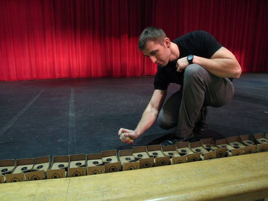 Brendan Dermody, Team Lead Expeditions Program of Boonton