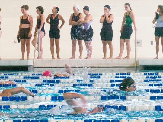The Y-tri is a great triathlon for first-timers, as