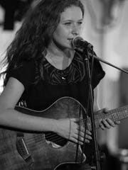 Seneca High School student Sarah Jamerson is a guitarist, singer and songwriter, who started her own music foundation.