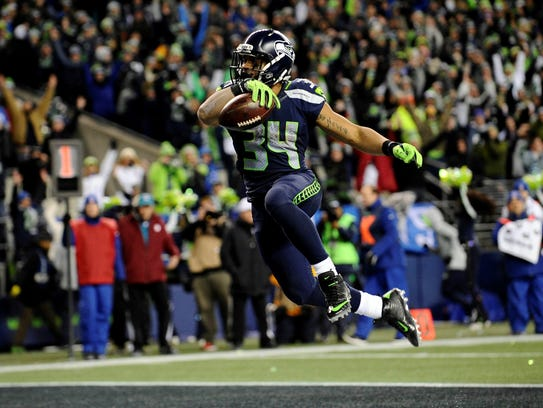 January 7, 2017; Seattle, WA, USA; Seattle Seahawks