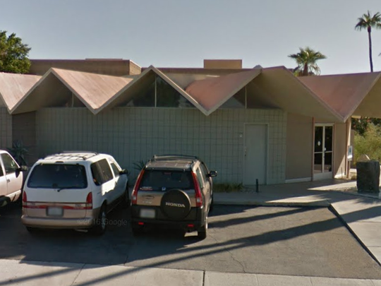Animal Medical Hospital in Palm Springs.
