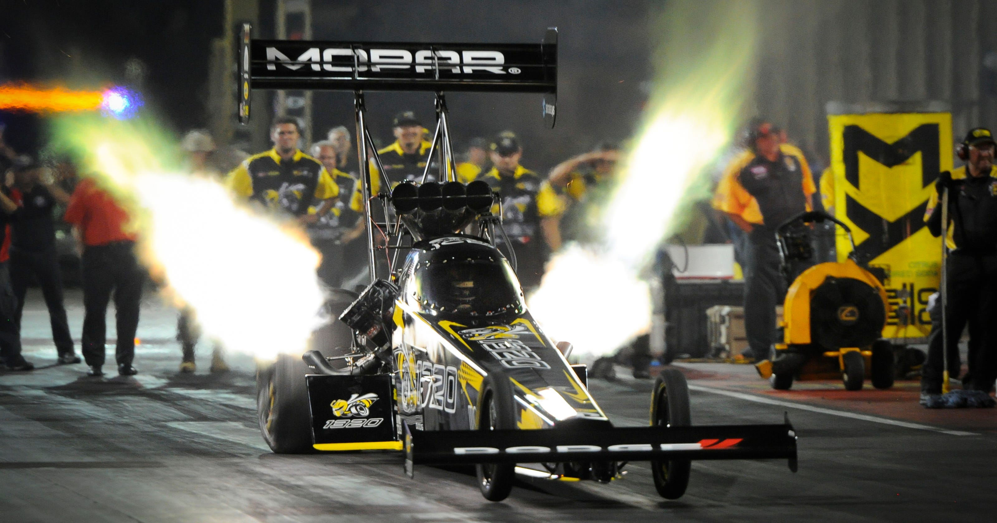 Leah pritchett breaks bandimere speedway speed record for Motor city pawn shop on east 8 mile