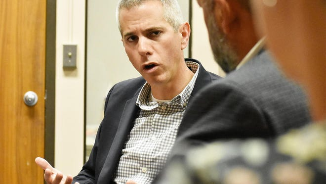 U.S. Rep. Anthony Brindisi has asked U.S. Department of Education Secretary Betsy DeVos to allow waivers for federally required standardized testing due to the coronavirus pandemic.