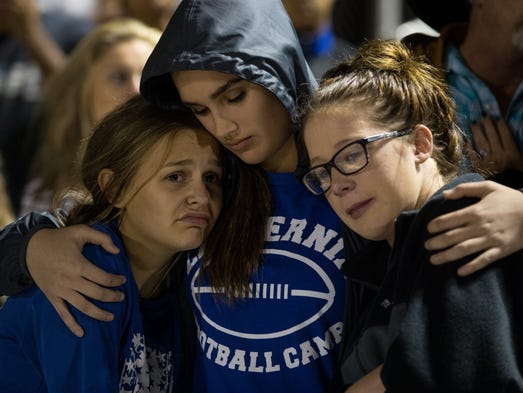 sutherland springs girls Here's what we know about the church shooting at first baptist church of sutherland springs in sutherland springs, texas  three girls embrace during during.