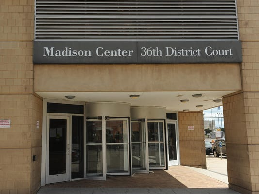 36th District Court FILE