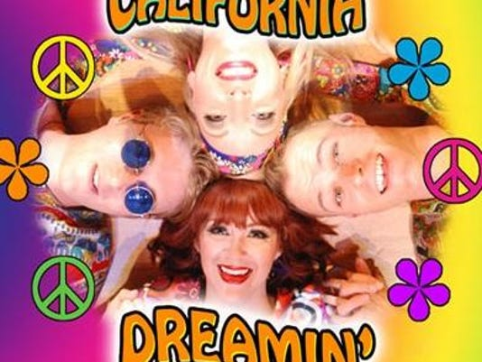 2 California Dreamin Logo