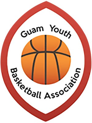 Guam Youth Basketball Association logo