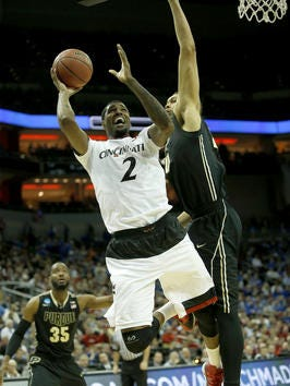 Octavius Ellis is the top returning scorer (9.9 ppg) for the Bearcats this coming season.