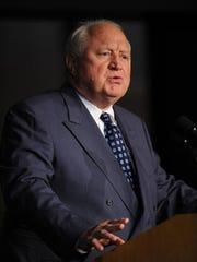 Former U.S. Sen. John Culver