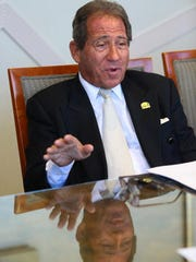 Concerned Citizens of La Quinta founder Robert Sylk.