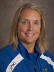 Cindy Gregory has coached with Bonnie Kenny at UMass