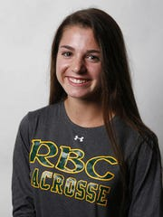 Olivia Farrington, Red Bank Catholic, of the Girls 2016 All-Shore Girls Lacrosse team at the Asbury Park Press Friday, June 3, 2016.