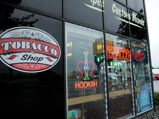 St. Cloud Tobacco Shop, 3333 Division St., Suite 118, is facing a $200 fine and 30-day suspension of its tobacco license for failing compliance checks twice in the last 24 months.