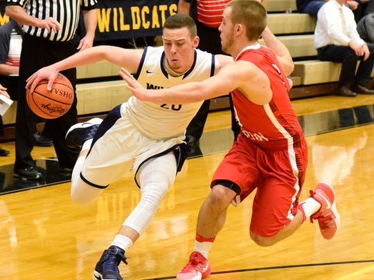 Woodmore's Mitchell Miller was first-team all-Northern Buckeye Conference last season.