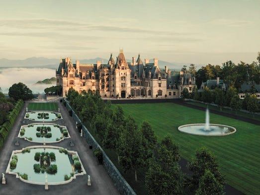 Biltmore Estate (Asheville, N.C.):  The Biltmore Estate