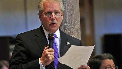 State Senate Republican Caucus Chairman Bill Ketron, R-Murfreesboro, announced Thursday he has been diagnosed with cancer.