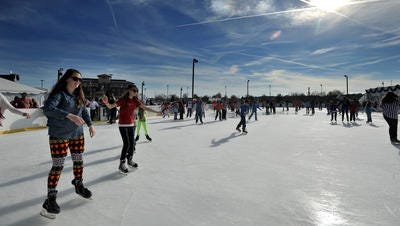 Baptist Health Systems won't hold Christmas on Ice in 2014.