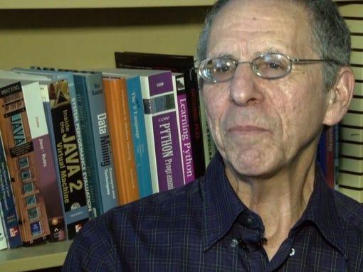 UC Davis Computer Science Professor Norm Matloff's