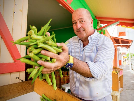 "Andrew Zimmern, the celebrated chef, culinary teacher and TV personality, visited Reno in 2018 for an episode of his Travel Channel show, ""The Zimmern List."""