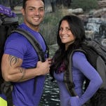 Matt and Ashley hairstylists from Scarsdale, are among the teams featured on the upcoming season of CBS's 'The Amazing Race.'
