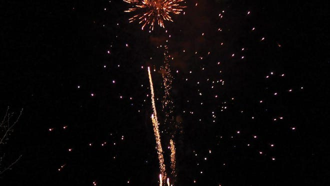 Fourth of July fireworks originally scheduled for Friday, July 3, have been canceled.