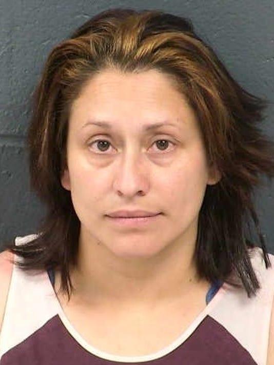 Rosalia Rodriguez-Arrest-mug