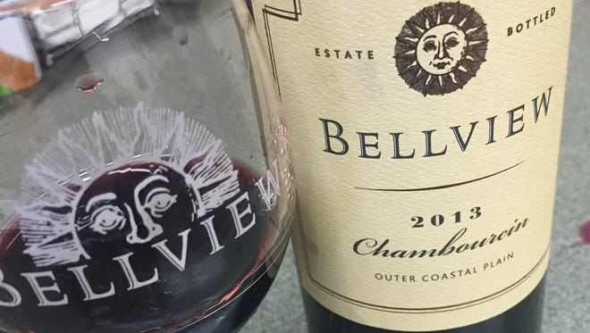 Bellview offers its 2013 Chambourcin.