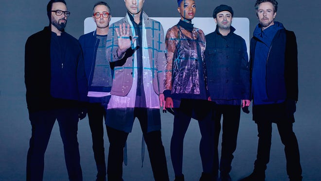Fitz and the Tantrums.