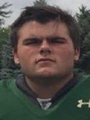 Notre Dame Prep's Kyle Sassack.