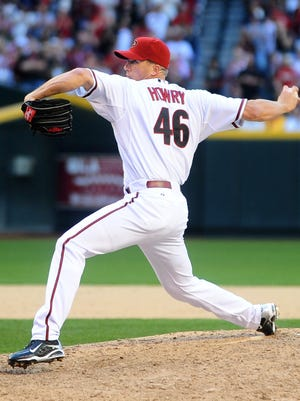 Bobby Howry last pitched for in Major League Baseball for the Arizona Diamondbacks in 2010. He has been named Northwest Christian head baseball coach.