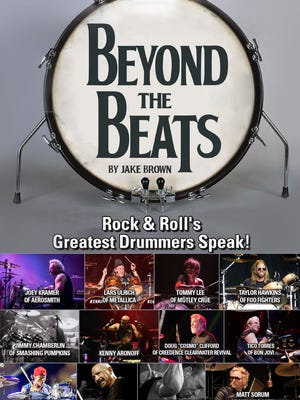 Beyond the Beats, a new book by Jake Brown, details the lives and careers of 12 of rock and roll's most-revered drummers.