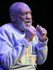 Comedian Bill Cosby's scheduled performance next year
