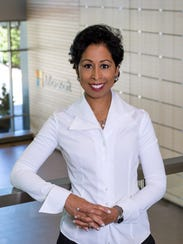 Microsoft's head of diversity and inclusion Gwen Houston.