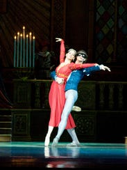 The State Ballet Theatre of Russia presents 'Romeo