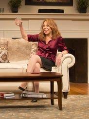 Marlo Thomas starred in George Street Playhouse's 2013
