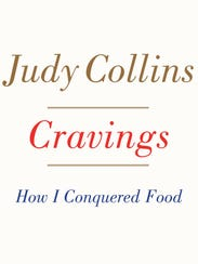 'Cravings: How I Conquered Food' by Judy Collins