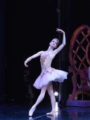 "American Repertory Ballet performs ""The Nutcracker"""