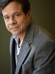 """Alan Lightman, author of """"Searching for Stars on an"""