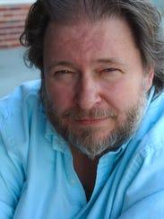 Author Rick Bragg.