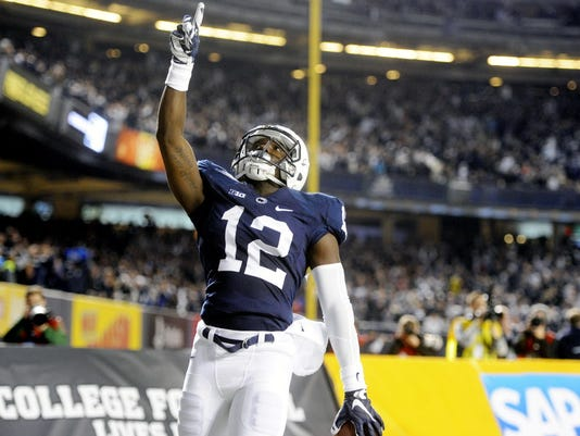 Will Penn State's young wide receivers such as Chris Godwin explode on the scene this fall? Chat with me tonight at 8.