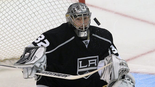 Los Angeles Kings goalie Jonathan Quick is the master of winning the low-scoring game.