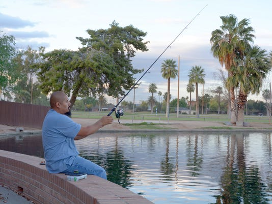 Wet a line: In-town ponds freshly stocked with catfish