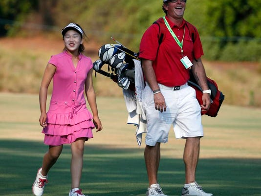 MNCO 0619 Pre-teen golfer draws eyes at U.S. Women's Open.jpg